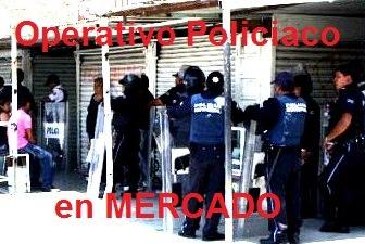 Otro operativo policíaco
