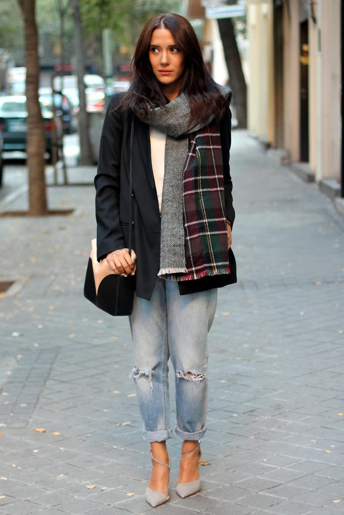 Re Bufamanta (bufandas extra grandes molonas de Zara)