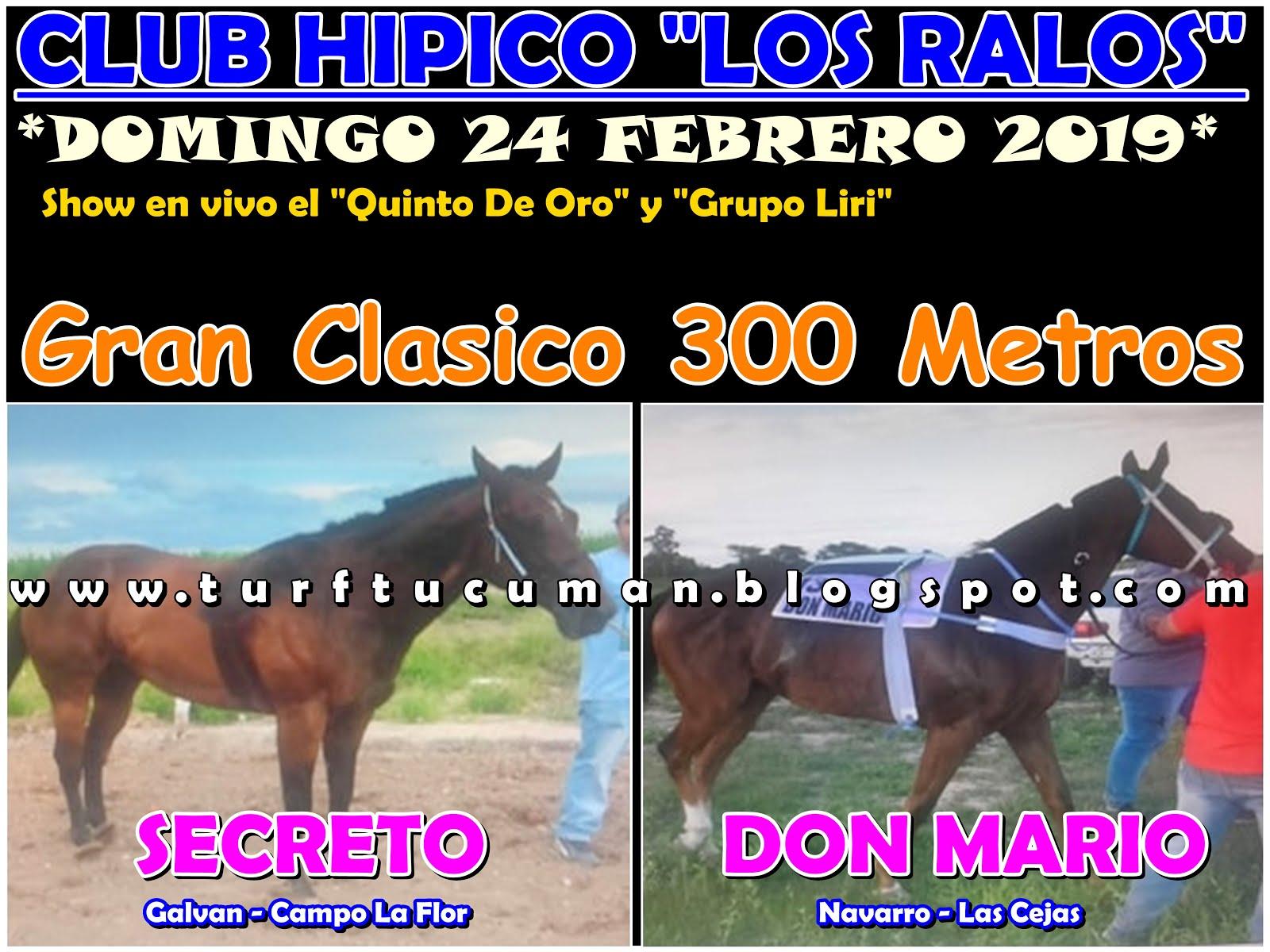 SECRETO VS DON MARIO