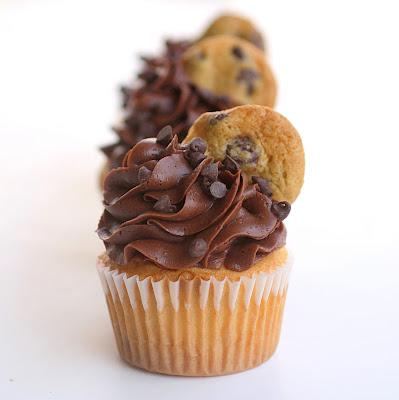 Cupcake recipes cookie dough