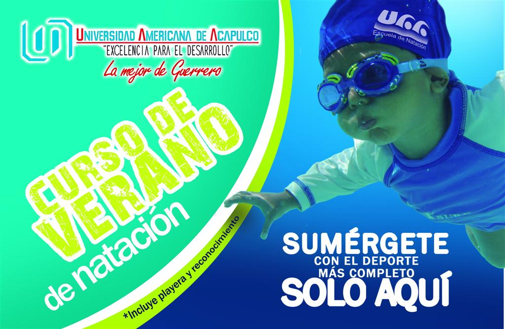 Guerrero cultural junio 2012 for Clases de natacion df