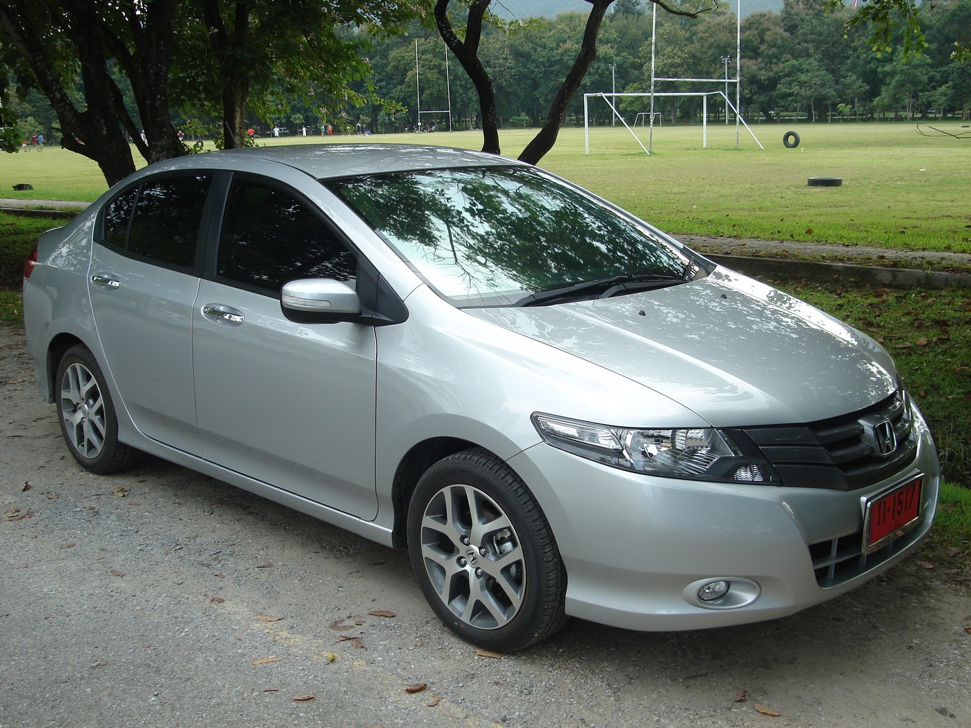 Car Model 2012 Honda City Interior