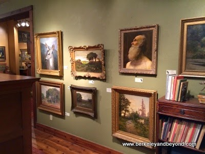 Christopher Queen Galleries in Duncans Mills, California