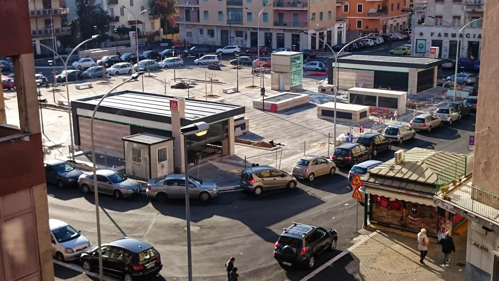 Roma fa schifo stazioni della metro c un imperdonabile occasione