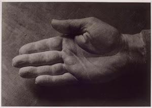 Mão direita de Picasso