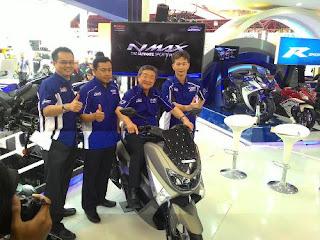 Perbedaan Yamaha NMAX ABS dan Tanpa ABS