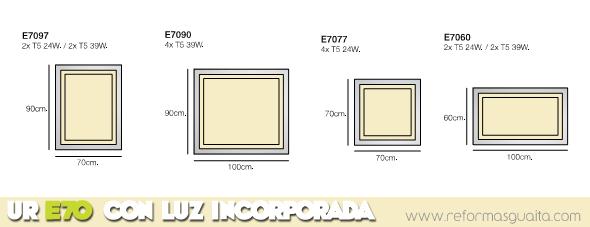 UR E70, un espejo para el bau00f1o con marco luminoso ~ Reformas Guaita