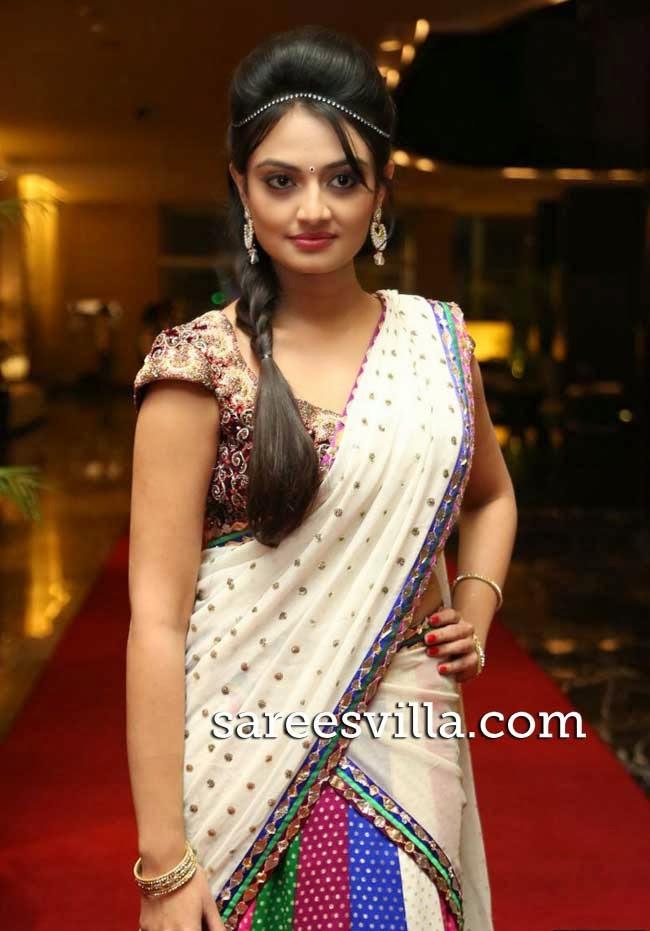 Actress Nikitha Narayan