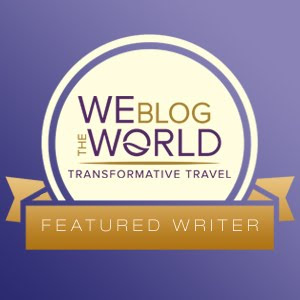 Featured on We Blog the World