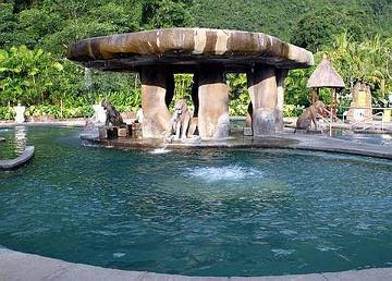 New attraction: The hot springs and spa at the Lost World of Tambun are built around scenic and lush environment.