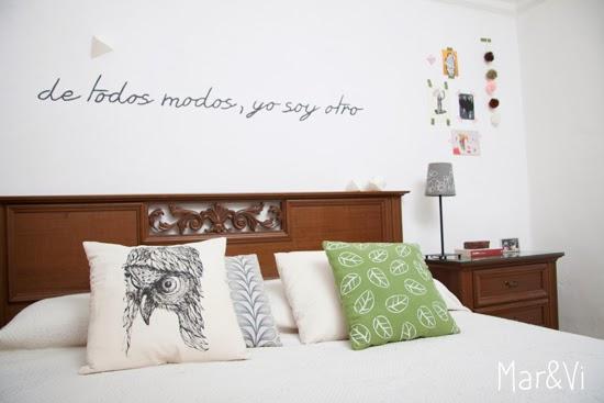Mar vi blog decorar un piso de alquiler muebles intocables - Ideas para pintar un piso ...