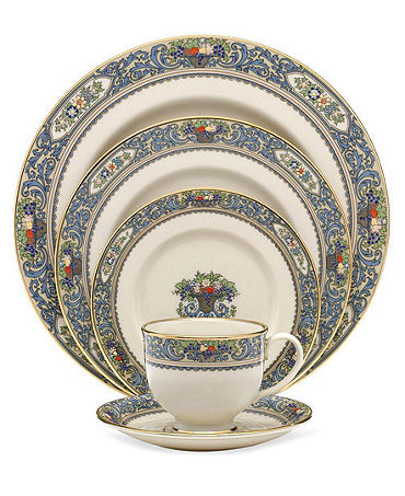 Lenox China Autumn Pattern7
