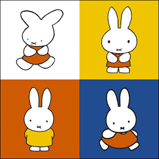 Miffy changes over the years
