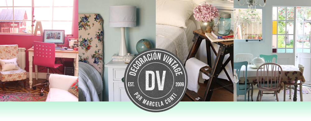 Decoración Vintage Blog