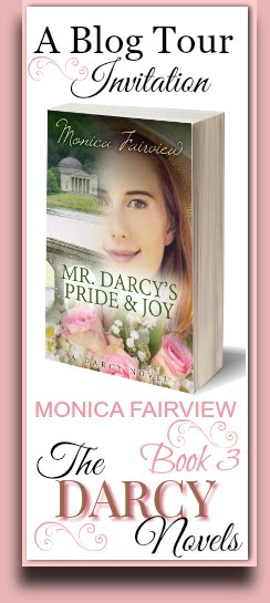 Mr Darcy's Pride and Joy by Monica Fairview