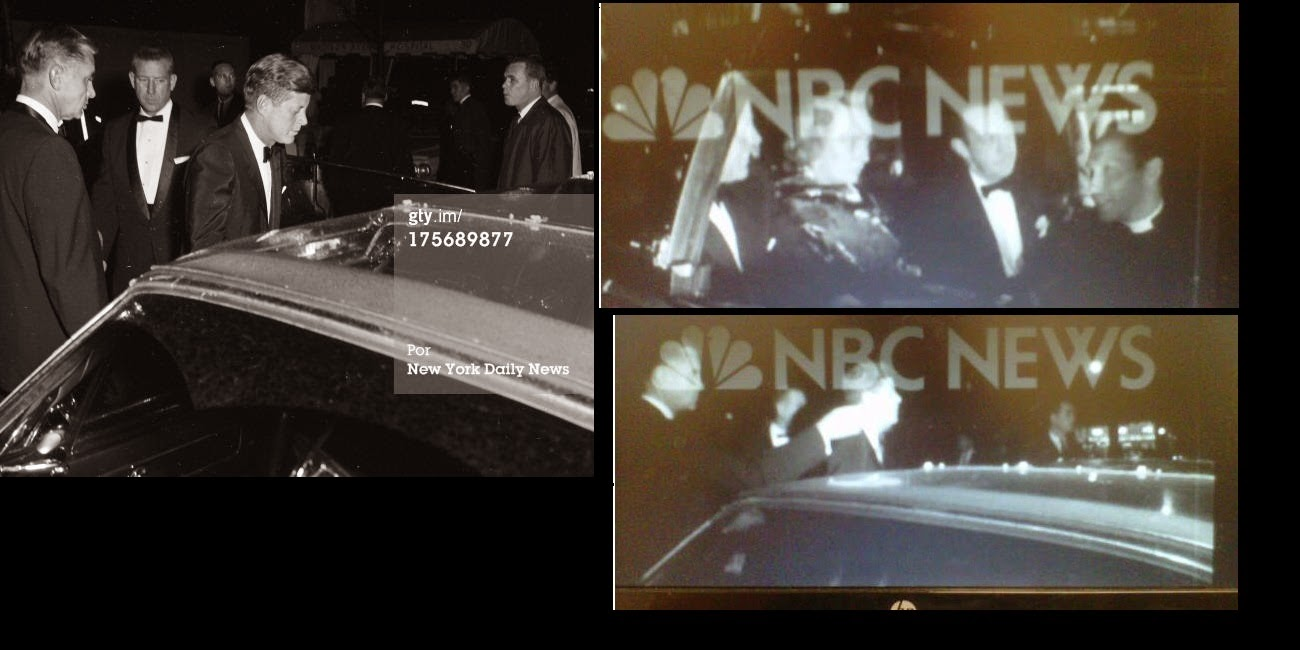 JFK bubbletop New York 11/8/63