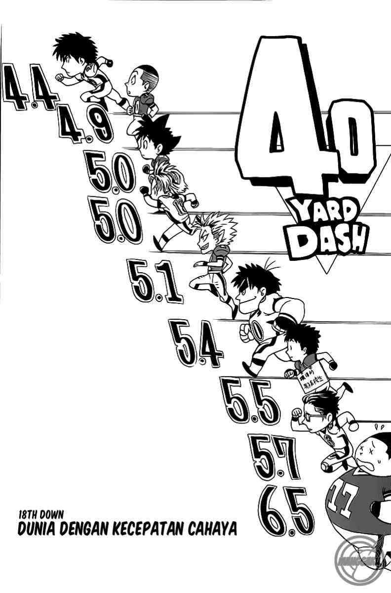 Komik eyeshield 21 018 - dunia dengan kecepatan cahaya 19 Indonesia eyeshield 21 018 - dunia dengan kecepatan cahaya Terbaru 3|Baca Manga Komik Indonesia|
