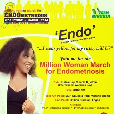 rita dominic endometriosis walk