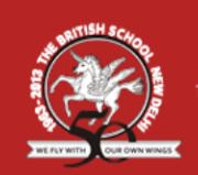 The British School Delhi Logo