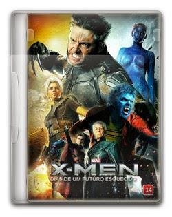 X Men: Dias de Um Futuro Esquecido   DVDRip AVI + RMVB Legendado