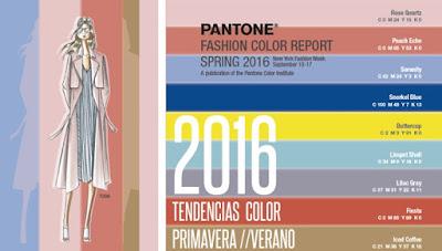 Colores de temporada 2016
