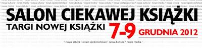 Salon Ciekawej Książki w Łodzi - relacja