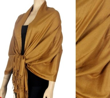 Ultra Cool Fun Winter Cum Summer Garment Pashmina Scarf
