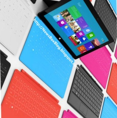 New Microsoft Mini Surface Tablet Windows8 operating system PC Computer 2012