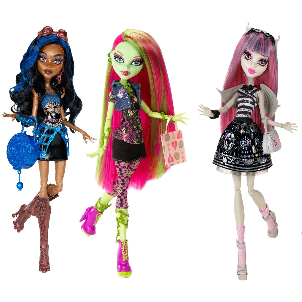 john galliano disenara para las monster high