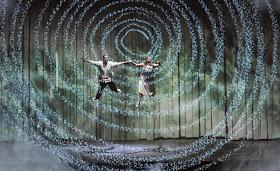 ENO The Magic Flute - Ben Johnson and Devon Guthrie  (c) Robbie Jack
