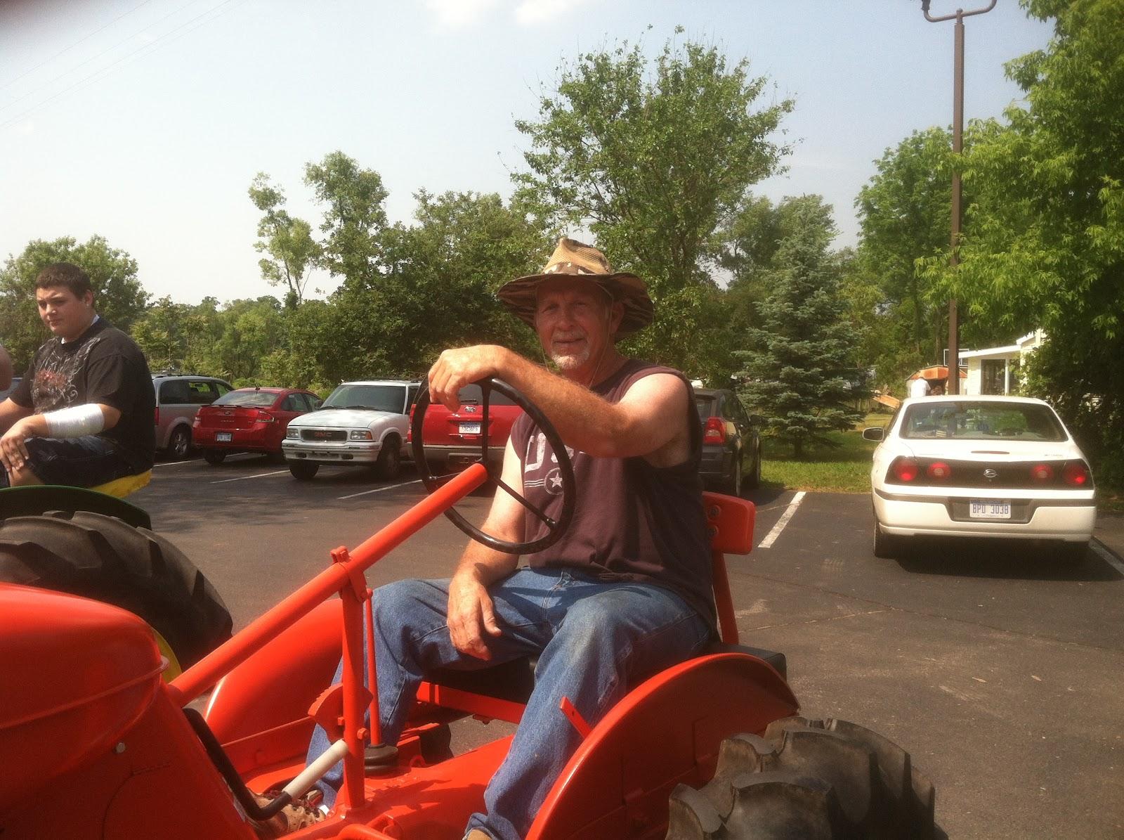 Jackson Area Antique Tractor Club