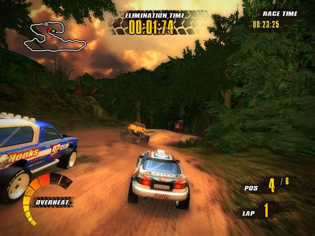 GAME BALAP MOBIL OFFROAD RACER FREE DOWNLOAD