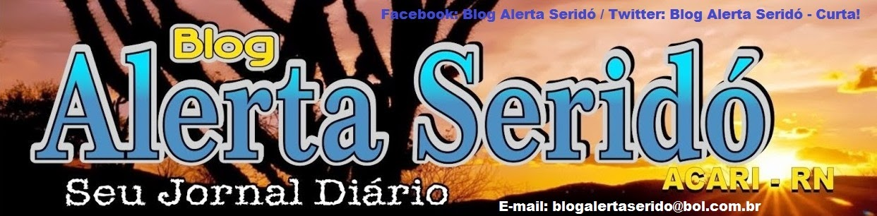 Blog Alerta Seridó