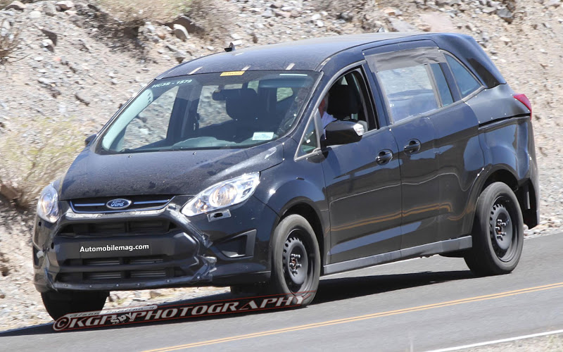 FORD S-MAX II 2013