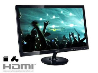 Features and advantages of the Asus VS247H-P 23.6-Inch Full-HD LED-Lit Monitor.
