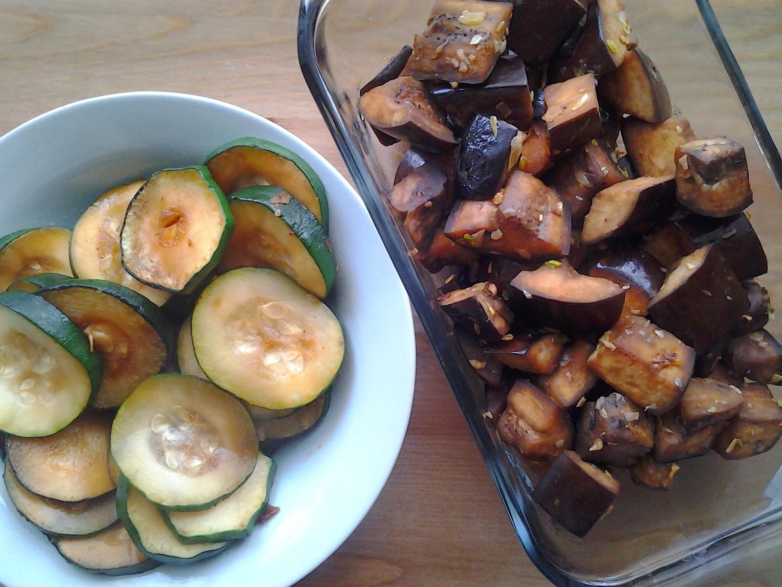garlic sriracha eggplant