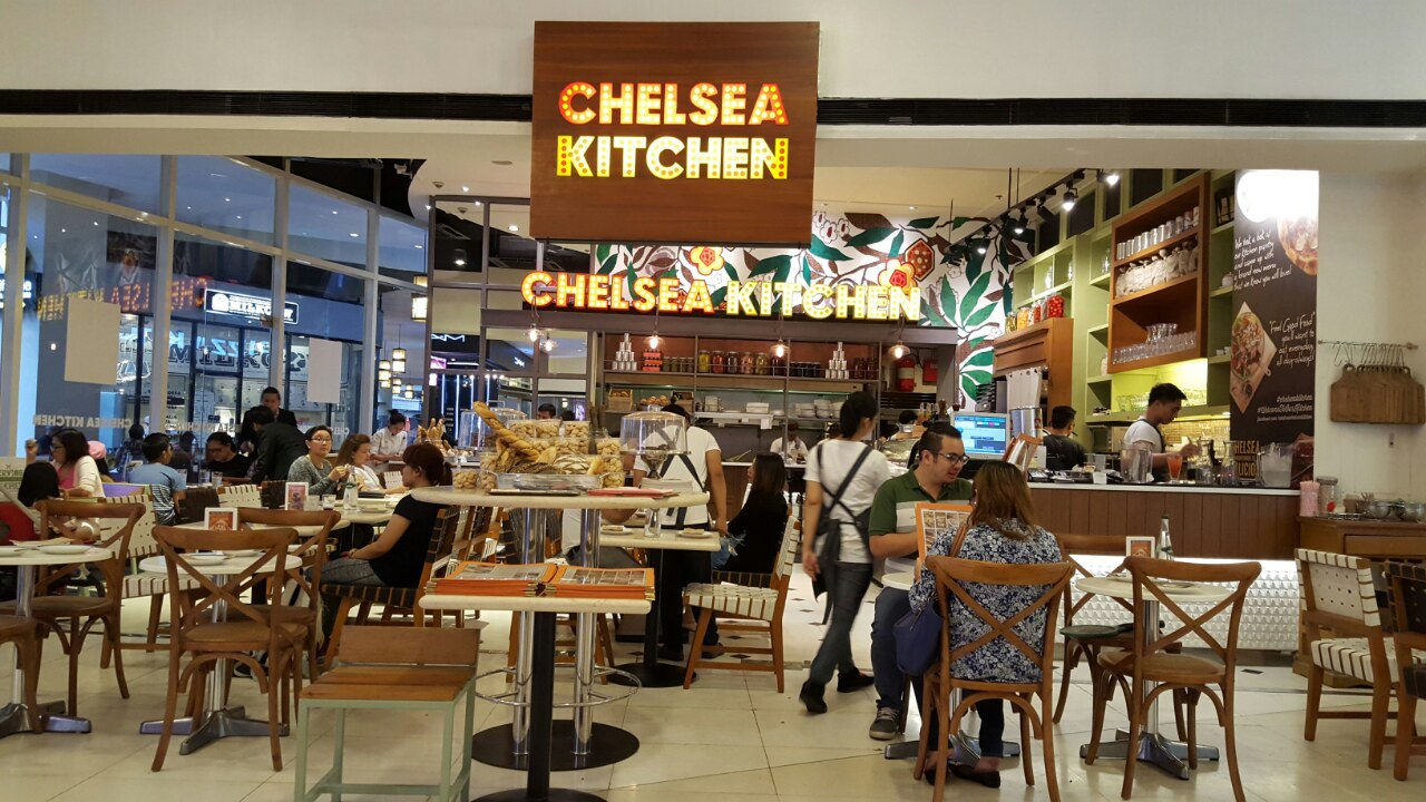 Eat Takes Two! : Chelsea Kitchen Eastwood Mall