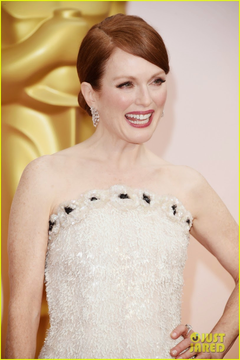 julianne moore oscars 2015 make up woodybeauty blog