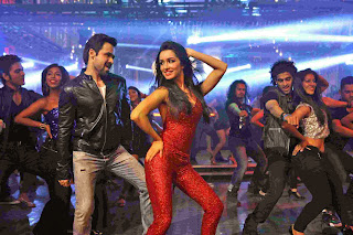 Shraddha Kapoor in Item Song from Movie Ungli Spicy Stills