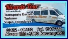 Ricardo Tour