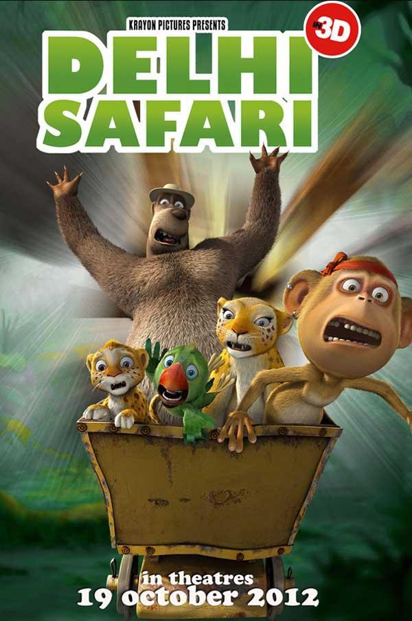delhi safari 2012 kids movie downloads