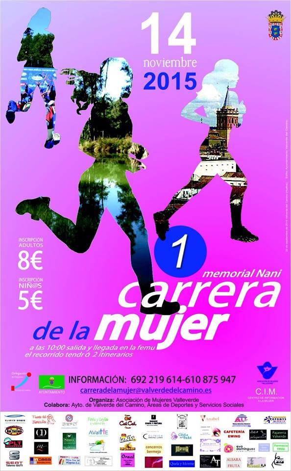 CARRERA DE LA MUJER