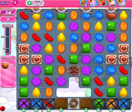 Candy Crush Saga 431