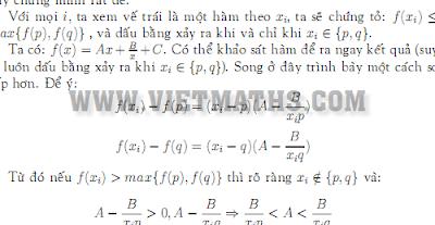 Phương pháp dồn biến chứng minh bất đẳng thức, phuong phap don bien chung minh bat dang thuc