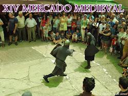 XIV MERCADO MEDIEVAL
