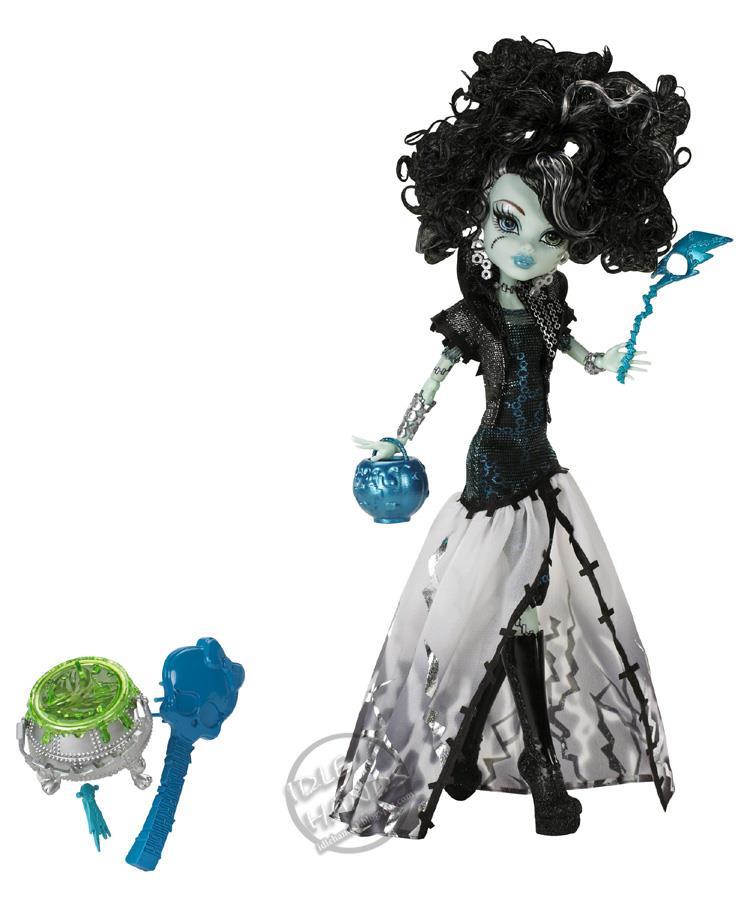 Wiccans: Monster High: Ghouls Rule (La película)