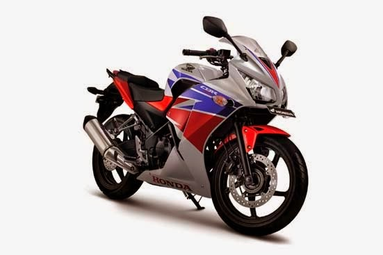 All New Honda CBR250R 2014