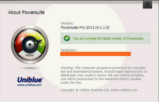 Uniblue PowerSuite Pro 2013 4.1.1.5 Full Serial I 22,41 Mb