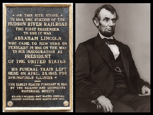 New York Fun Facts:: Abraham Lincoln And The Hudson River Railroad