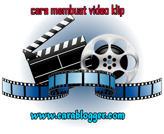 cara membuat  video klip